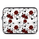 DecalGirl LSLV-BLKWIDOWS Laptop Sleeve - Black Widows