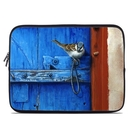 DecalGirl LSLV-BLUEDOOR Laptop Sleeve - Blue Door