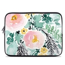 DecalGirl LSLV-BLUSHEDFLOWERS Laptop Sleeve - Blushed Flowers