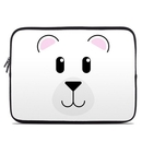 DecalGirl LSLV-BLZRDBEAR Laptop Sleeve - Blizzard the Bear