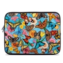 DecalGirl LSLV-BTLAND Laptop Sleeve - Butterfly Land