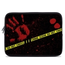 DecalGirl LSLV-CRIME Laptop Sleeve - Crime Scene