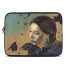 DecalGirl Laptop Sleeve - Crow Maiden (Skin Only)