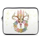 DecalGirl Laptop Sleeve - Deer Skull (Skin Only)