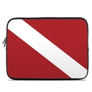 DecalGirl LSLV-DIVER Laptop Sleeve - Diver Down