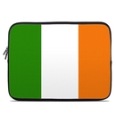 DecalGirl LSLV-FLAG-IRELAND Laptop Sleeve - Irish Flag
