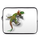 DecalGirl Laptop Sleeve - Gecko