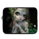 DecalGirl Laptop Sleeve - Green Goddess (Skin Only)