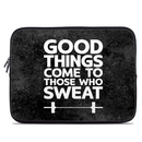 DecalGirl LSLV-GTCSWT Laptop Sleeve - Those Who Sweat