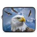 DecalGirl Laptop Sleeve - Guardian Eagle (Skin Only)