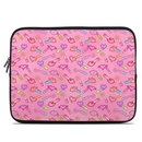 DecalGirl LSLV-LIPSTICKWRITING Laptop Sleeve - Lipstick Writing