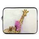 DecalGirl LSLV-LOUNGEGIRAFFE Laptop Sleeve - Lounge Giraffe
