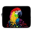 DecalGirl LSLV-PARROTSHJ Laptop Sleeve - Parrots Hate Jets
