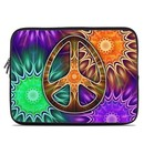 DecalGirl Laptop Sleeve - Peace Triptik (Skin Only)