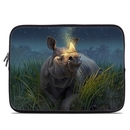 DecalGirl LSLV-RHINOUNI Laptop Sleeve - Rhinoceros Unicornis