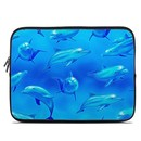 DecalGirl LSLV-SDOLPHINS Laptop Sleeve - Swimming Dolphins