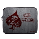 Laptop Sleeve - SOFLETE Die Living Bomber