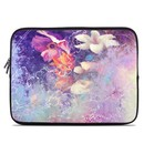 DecalGirl Laptop Sleeve - Sketch Flowers Lily (Skin Only)
