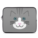 DecalGirl LSLV-SMOKEYCAT Laptop Sleeve - Smokey the Cat