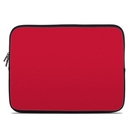 DecalGirl LSLV-SS-RED Laptop Sleeve - Solid State Red