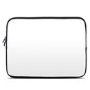 DecalGirl LSLV-SS-WHT Laptop Sleeve - Solid State White