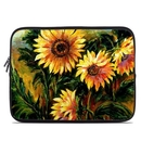 DecalGirl LSLV-SSUN Laptop Sleeve - Sunflower Sunshine