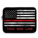 Laptop Sleeve - Thin Red Line