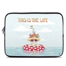 DecalGirl LSLV-THISLIFE Laptop Sleeve - This Is The Life