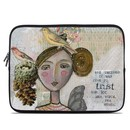 DecalGirl Laptop Sleeve - Time To Trust (Skin Only)