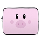 DecalGirl LSLV-WIGPIG Laptop Sleeve - Wiggles the Pig