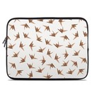DecalGirl Laptop Sleeve - Wood Origami (Skin Only)