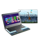 DecalGirl LY12-ATCLOUDS Lenovo Yoga Thinkpad 12 Skin - Above The Clouds (Skin Only)
