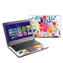 DecalGirl LY12-PNKBOUQUET Lenovo Yoga Thinkpad 12 Skin - Pink Bouquet (Skin Only)