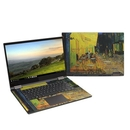 DecalGirl LY315-VG-CAFETERRACE-NIGHT Lenovo Yoga 730 15in Skin - Cafe Terrace At Night (Skin Only)