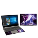 DecalGirl LY730-ACRGAL Lenovo Yoga 730 13in Skin - Across the Galaxy (Skin Only)