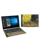 DecalGirl LY730-VG-CAFETERRACE-NIGHT Lenovo Yoga 730 13in Skin - Cafe Terrace At Night (Skin Only)
