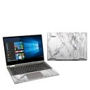 DecalGirl LY730-WHT-MARBLE Lenovo Yoga 730 13in Skin - White Marble (Skin Only)