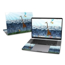DecalGirl MB16-ATCLOUDS MacBook Pro 16 Skin - Above The Clouds (Skin Only)