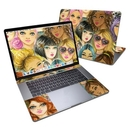 DecalGirl MB516-BOLDBRIGHT MacBook Pro 15in (2016) Skin - Bold & Bright (Skin Only)