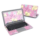 DecalGirl MBA11-CANDY-PNK MacBook Air 11in Skin - Pink Candy (Skin Only)