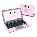 DecalGirl MBA11-WIGPIG MacBook Air 11in Skin - Wiggles the Pig (Skin Only)