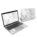 DecalGirl MBA20-WHT-MARBLE MacBook Air 13 (2020) Skin - White Marble (Skin Only)