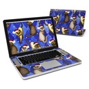 DecalGirl MBP15-CMASCATS MacBook Pro 15in Skin - Christmas Cats (Skin Only)