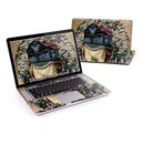 DecalGirl MBPR5-BARNOWLF MacBook Pro Retina 15in Skin - Barn Owl Fortune (Skin Only)