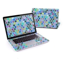 DecalGirl MBPR5-DONUTPARTY MacBook Pro Retina 15in Skin - Donut Party (Skin Only)