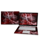DecalGirl MISB25-APOC-RED Microsoft Surface Book 2 15in (i7) Skin - Apocalypse Red (Skin Only)