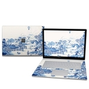DecalGirl MISB25-BLUEWILLOW Microsoft Surface Book 2 15in (i7) Skin - Blue Willow (Skin Only)