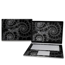 DecalGirl MISB25-BYCHAIN Microsoft Surface Book 2 15in (i7) Skin - Bicycle Chain (Skin Only)