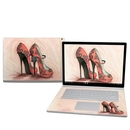DecalGirl MISB25-CSHOES Microsoft Surface Book 2 15in (i7) Skin - Coral Shoes (Skin Only)