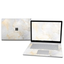 Microsoft Surface Book 2 15in (i7) Skin - Dune Marble (Skin Only)